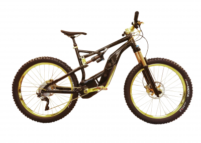 Cannondale Gold E-Bike